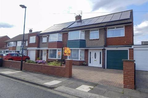4 bedroom semi-detached house for sale - Burwood Road, North Shields, Tyne And Wear, NE29