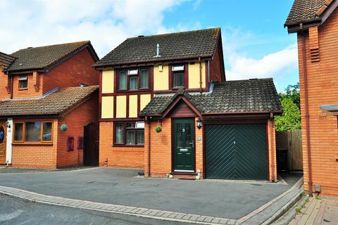 3 bedroom detached house for sale - Moyle Drive, Halesowen