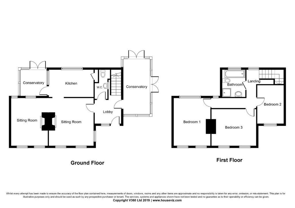 Floorplan: Thumbnail Henninghallsouthborehamessexcm33aa156667