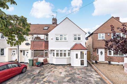 3 bedroom end of terrace house for sale - Norfolk Crescent Sidcup DA15