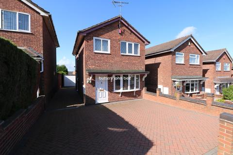 3 bedroom detached house for sale - Lynn Avenue, Stoke-On-Trent