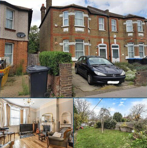4 bedroom semi-detached house for sale - Warwick Road, Thornton Heath CR7