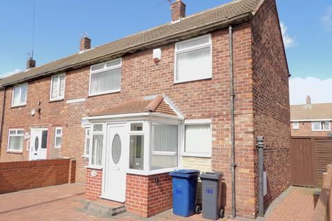 2 bedroom terraced house for sale - Galsworthy Road, Biddick Hall, South Shields, Tyne and Wear, NE34 9UE