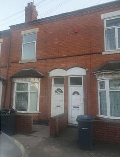 3 bedroom terraced house to rent - Woodfield Crescent, Balsall Heath