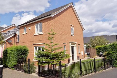 3 bedroom semi-detached house for sale - Greenside Drift, Westoe Crown Village, South Shields, Tyne and Wear, NE33 3ND