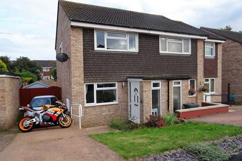 2 bedroom semi-detached house for sale - Hollymount Close, Exmouth