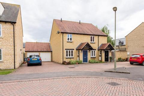 2 bedroom semi-detached house for sale - Randolph Avenue, Woodstock, Oxfordshire