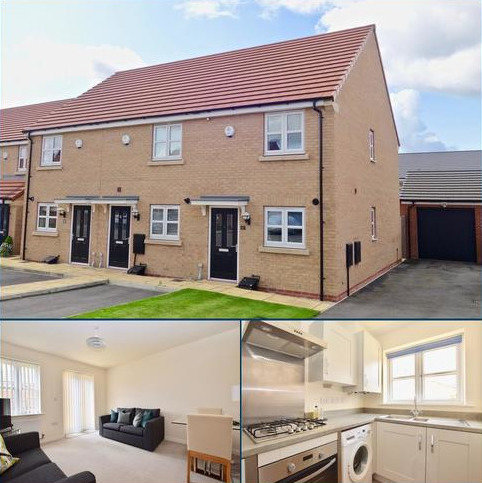 2 bedroom end of terrace house for sale - Overend Avenue, Pocklington