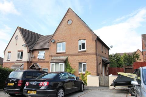2 bedroom end of terrace house for sale - Walnut Gardens, Plympton