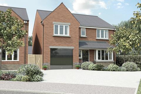 4 bedroom detached house for sale - Plot 9, The Croft II, Calow, S44