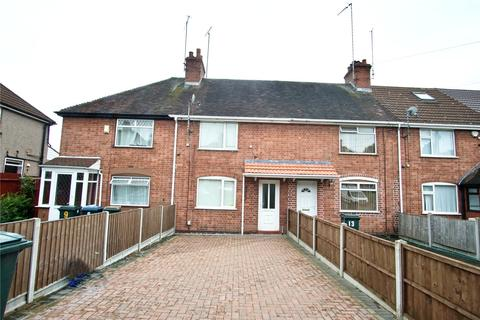 3 bedroom terraced house to rent - Cornwall Road, Coventry, CV1