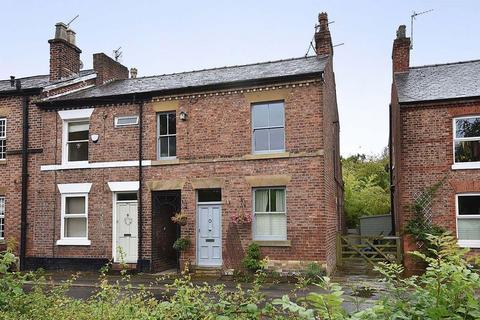2 bedroom end of terrace house for sale - Brook Lane, Alderley Edge