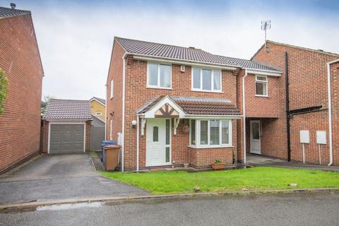 3 bedroom detached house for sale - DAYLESFORD CLOSE, LITTLEOVER