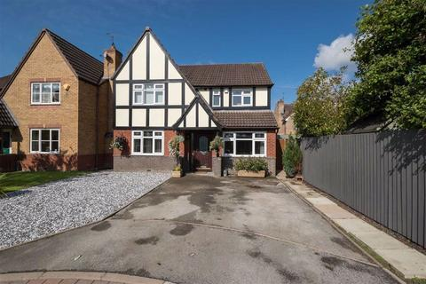 4 bedroom detached house for sale - White Park Close