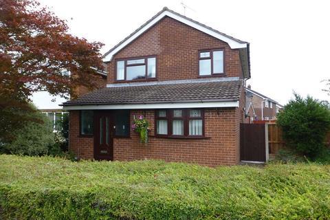 3 bedroom detached house for sale - Ffordd Garmonydd, Wrexham