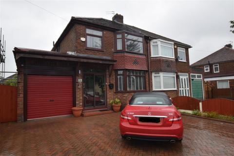 3 bedroom semi-detached house for sale - Broomfield Crescent, Middleton, Manchester