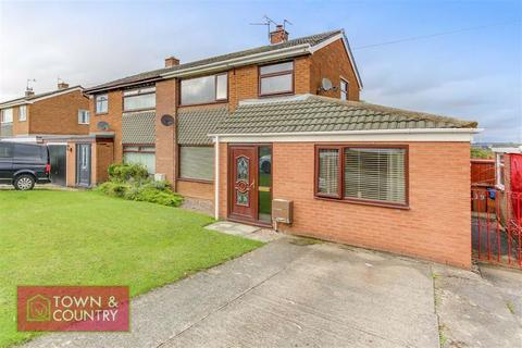 4 bedroom semi-detached house for sale - St Davids Drive, Connahs Quay, Deeside, Flintshire