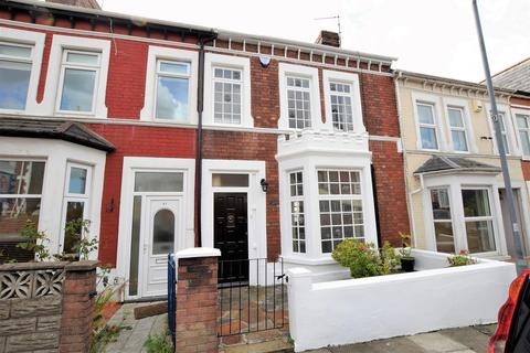 3 bedroom terraced house for sale - Canon Street, Barry