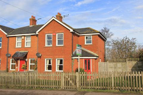 3 bedroom semi-detached house to rent - Chartham Downs Road, Chartham, Canterbury