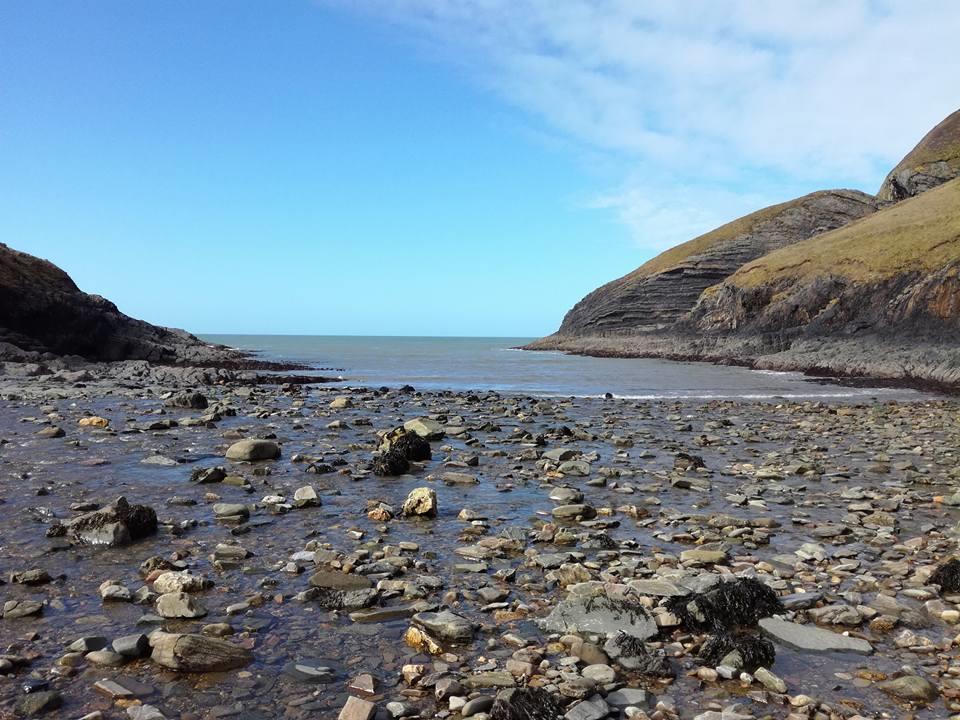 Nearby Ceibwr Cove