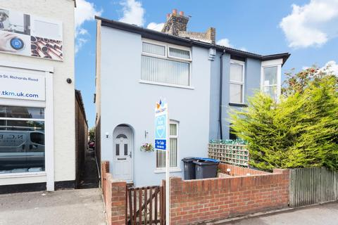 1 bedroom semi-detached house for sale - St. Richards Road, Walmer, Deal