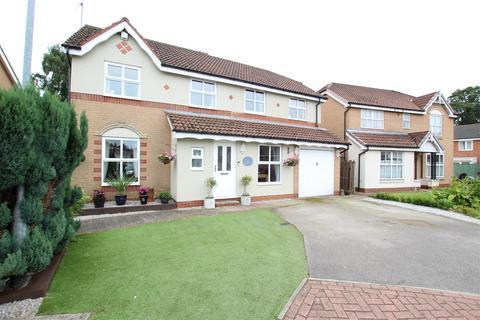 4 bedroom detached house for sale - The Poplars, Brandesburton, Driffield