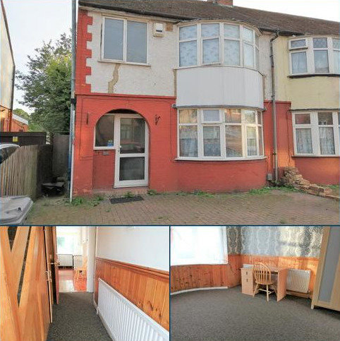 3 bedroom end of terrace house to rent - Chester Avenue, Luton LU4