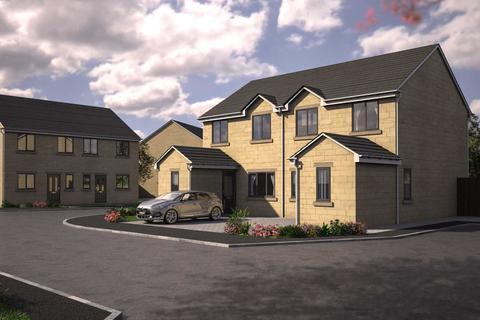 3 bedroom semi-detached house for sale - 21 Delf Hill Close, Low Moor, Bradford, BD12 0AJ