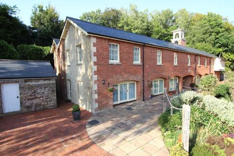 2 bedroom end of terrace house for sale - The Coach House, Penoyre, Brecon, Powys, LD3