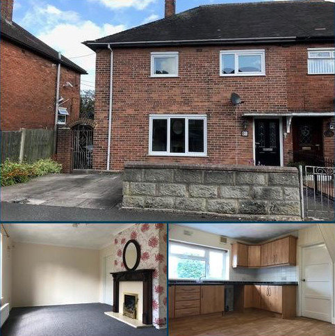 3 bedroom semi-detached house to rent - Sneyd Green, Stoke on Trent ST1