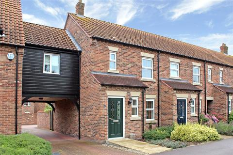 3 bedroom end of terrace house for sale - Victory Avenue, Poringland, Norwich, Norfolk, NR14