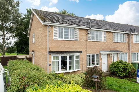 2 bedroom end of terrace house for sale - Ryemoor Road, Haxby, York, YO32 2GX