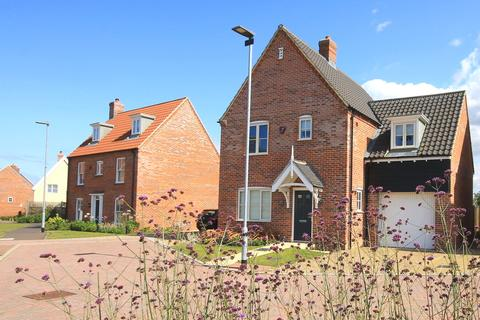 3 bedroom detached house for sale - Ashburton Close, Wells-next-the-Sea