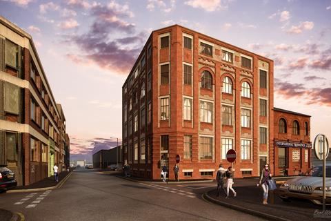 1 bedroom apartment for sale - Gould St, Manchester