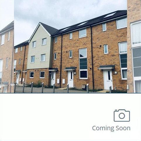 4 bedroom terraced house to rent - Quartz Way, Sittingbourne ME10