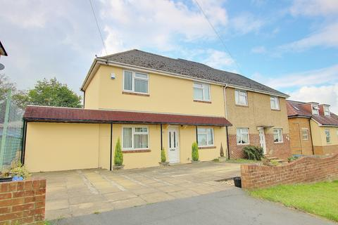 3 bedroom semi-detached house for sale - NO FORWARD CHAIN! IMPRESSIVE GARDEN! GARAGE!