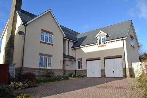 4 bedroom detached house for sale - Dukefield, Three Crosses, Swansea, City & County Of Swansea. SA4 3PT