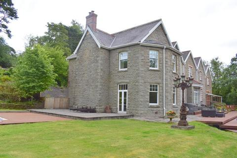 7 bedroom manor house for sale - Gelligron Road, Pontardawe, Swansea, City And County of Swansea. SA8 4LU