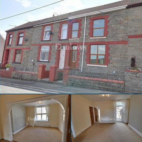 4 bedroom terraced house for sale - Lanwern Road, Maesycoed