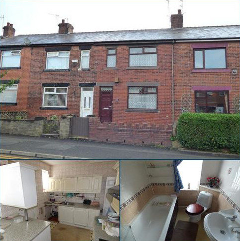 2 bedroom terraced house for sale - Heron Street, Oldham, Greater Manchester, OL8