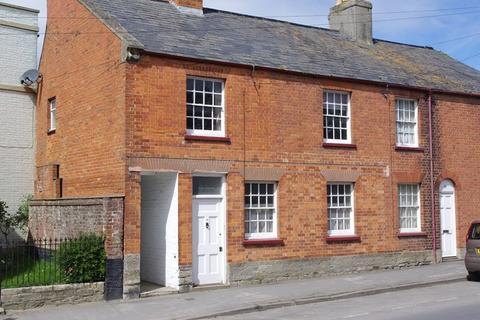 4 bedroom end of terrace house for sale - South Street, Bridport, Dorset, DT6