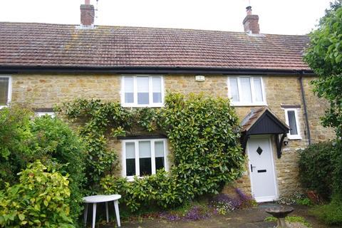 3 bedroom terraced house for sale - The Barn, Lynch Farm, West Milton, Bridport, DT6