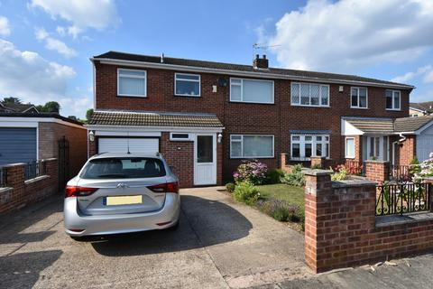4 bedroom semi-detached house for sale - Letchworth Crescent, Chilwell, NG9 5LL