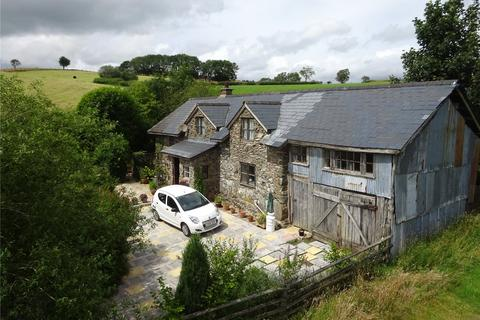 3 bedroom detached house for sale - Pontdolgoch, Caersws, Powys