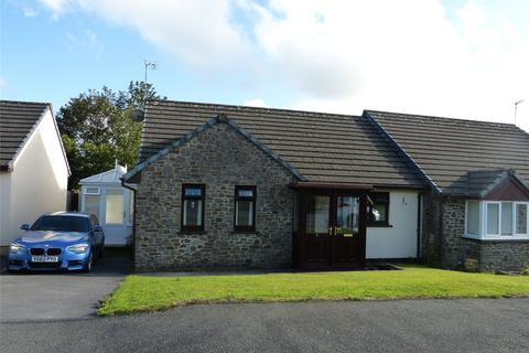 2 bedroom semi-detached bungalow for sale - Picton Close, Templeton, Narberth