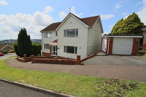 4 bedroom detached house for sale - Gelli Gwyn Road, Morriston, Swansea