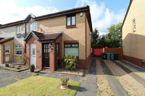 2 bedroom terraced house for sale - Braedale Avenue, Airdrie, North Lanarkshire, ML6 9LP