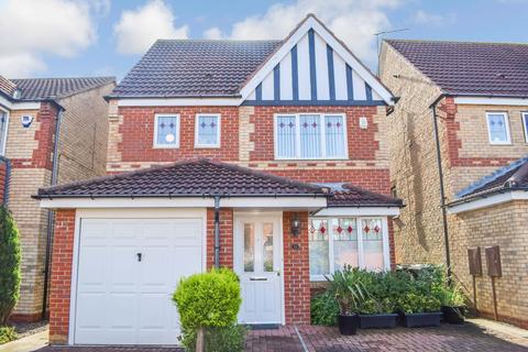 4 bedroom townhouse for sale - Carlisle Way, Holystone, Newcastle upon Tyne, Tyne and Wear, NE27 0UR