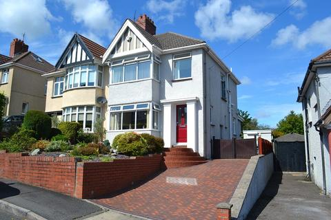 3 bedroom semi-detached house for sale - Dunraven Road, Sketty, Swansea, City And County of Swansea. SA2 9LG