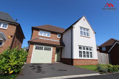 4 bedroom detached house for sale - Redbank Close, Fazakerley, L10